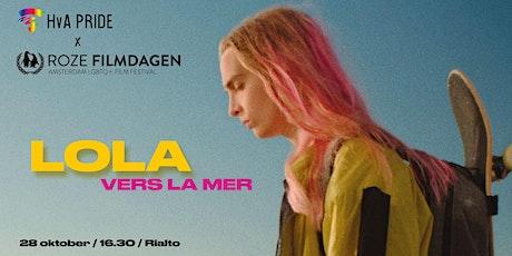 Filmavond HvA Pride x Roze Filmdagen tickets