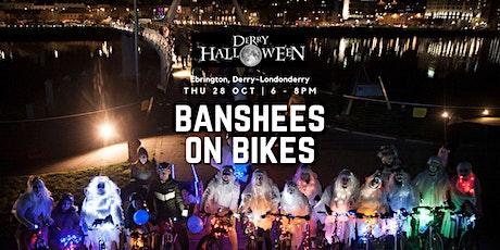 Banshees on Bikes tickets