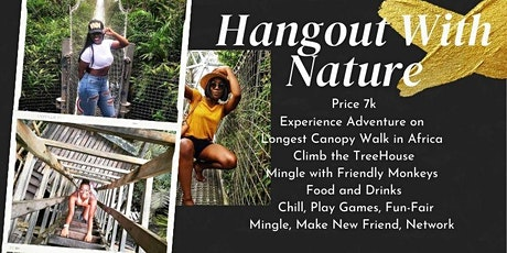 An Hangout with Nature tickets