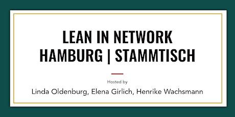 Lean In  Network Hamburg | Stammtisch | Oktober 2021 Tickets