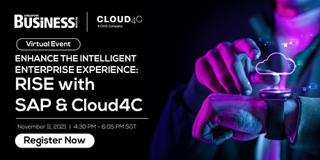 Enhance the Intelligent Enterprise experience with Cloud4C's SAP Solutions tickets