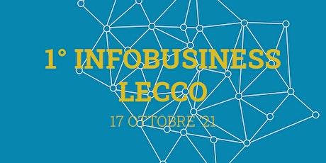 1° Info Business Utilitys - Lecco biglietti