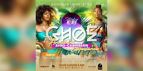 GHOE Annual  Afro-Caribbean EXPERIENCE tickets