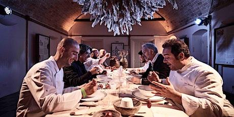 SPECIAL DINNER CULTURAL - 31 OTTOBRE biglietti