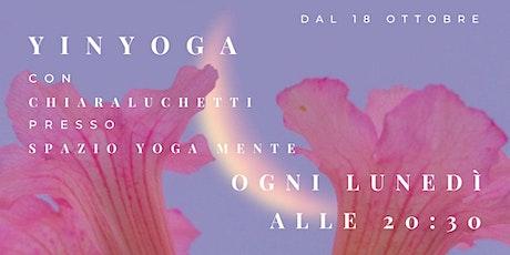 Yin Yoga - a quiet practice biglietti