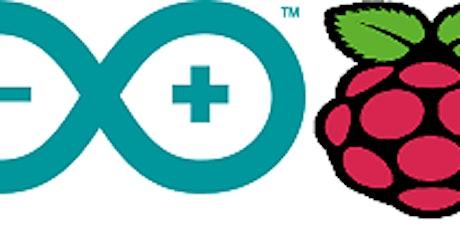 Linux day 2021 - Laboratorio Arduino/Raspberry Pi biglietti