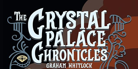 Q&A with Graham Whitlock - Your Crystal Palace Writing Competition tickets