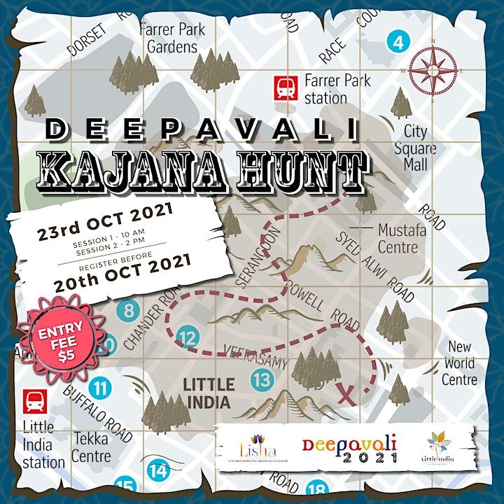 Deepavali Kajana Hunt 2021 image