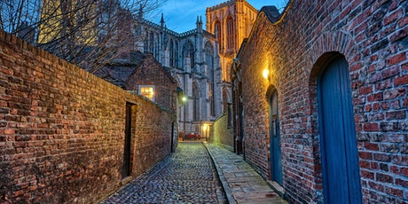 A Walk with the Ghosts of Ancient York - Europe's Most Haunted City tickets