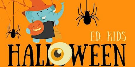Halloween  con Casa Zoe al Parco biglietti