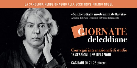 Giornate deleddiane. Convegni internaz. di studio. Cagliari, 1° sessione biglietti