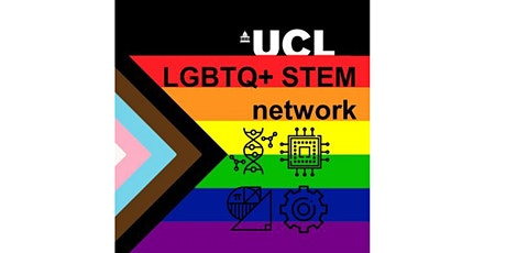 LGBTQ+ STEM Network @UCL social for women and marginalised genders tickets