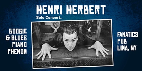 Henri Herbert - Boogie & Blues Piano Concert tickets