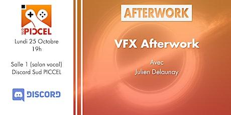 Sud PICCEL - VFX Afterwork avec Julien Delaunay billets
