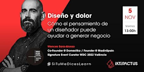 #STMDL 29| Diseño y dolor por Wences Sanz-Alonso entradas