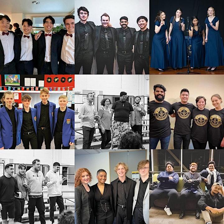 Howat-Nation Open Quartet Contest image