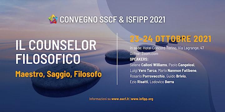 Immagine Il Counselor Filosofico: Maestro, Saggio, Filosofo. Convegno ISFiPP 2021