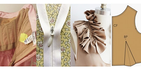ESSENTIAL DRESSMAKING TECHNIQUES: MUST-KNOW SKILLS FOR GARMENT CONSTRUCTION tickets