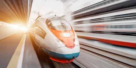 EU high-speed rail - the real green deal tickets