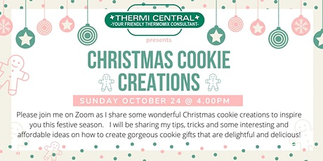 Christmas Cookie Creations tickets