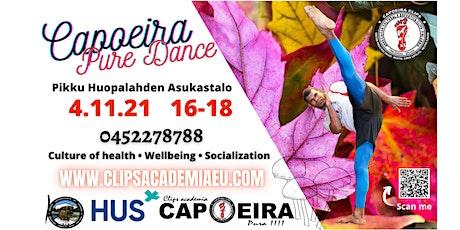 Capoeira Pure Dance tickets