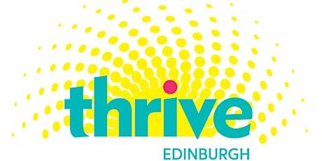 Renew, Refresh, Reimagine: Thrive Edinburgh Commissioning Plan 2022 - 2024 tickets