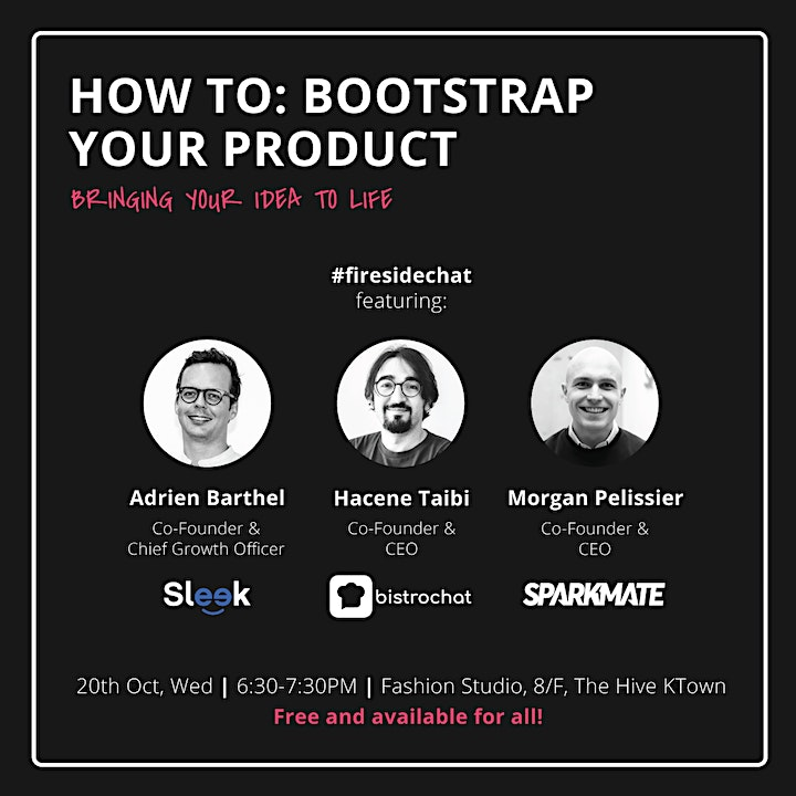 How To: Bootstrap Your Product - Bringing Your Ideas To Life image