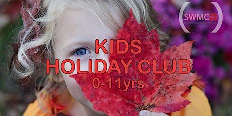 Kids Holiday Club tickets