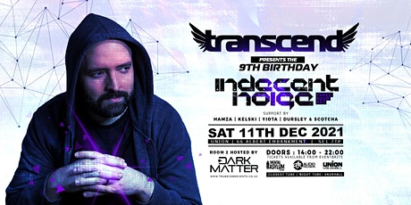 The Ninth Birthday with Indecent Noise tickets