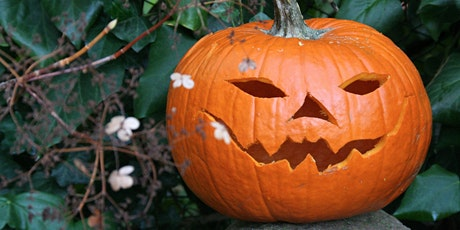 Hallowe'en Stories at the A K Bell Library tickets