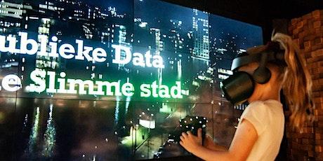 Open data in de publieke ruimte tickets
