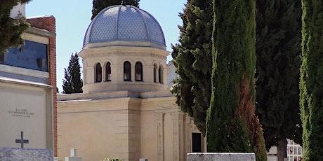 Cementerio de San Justo: ¿Quién Yace Ahí? (con Ainara) entradas