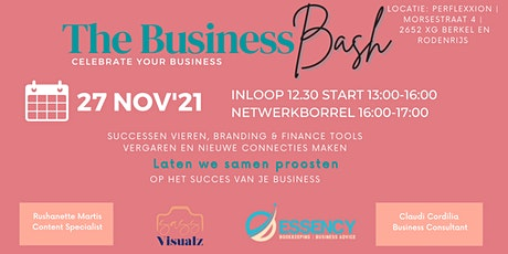 The Business Bash tickets