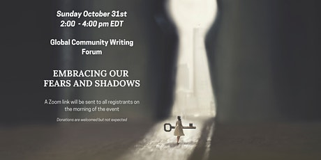 Global Community Writing Forum - October tickets