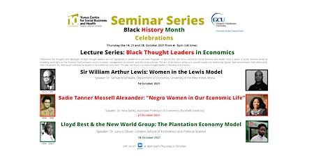 Black History Month Celebrations tickets