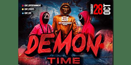 EMT Presents: Demon Time tickets
