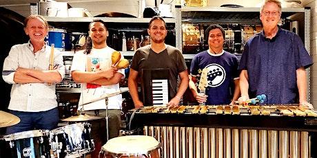 The Latin Swing Quintet tickets