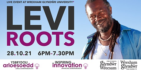 ONLINE ONLY Levi Roots: Dragons Den Star and Founder of Reggae Reggae Sauce tickets