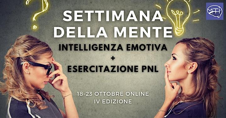 Immagine Settimana della Mente - IV Edizione - 18-23 Ottobre 2021