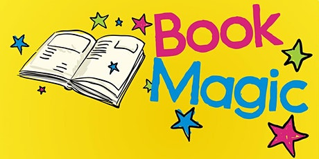 Book Magic at Nuneaton Library (limited numbers) tickets