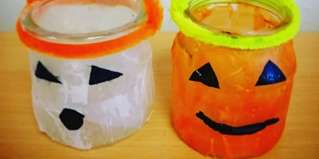 Art Clwb at East Hub - Halloween Craft tickets