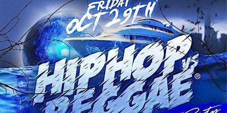 Halloween Hip Hop Vs Reggae Midnight Cruise At Harmony Yacht tickets