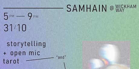 Samhain @ Wickham Way tickets