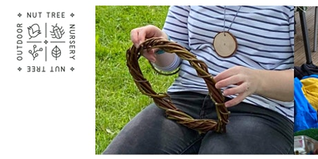 Nut Tree  Woodcraft and Wellbeing For Families tickets