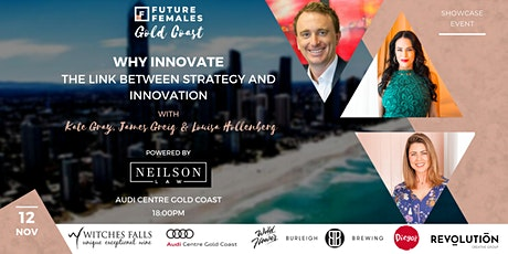 Why Innovate: The Link Between Strategy and Innovation I Future Females GC tickets