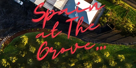 Can't Travel? Travel to Spain at The Grove Gippsland tickets