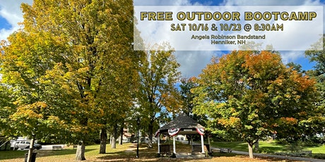 Free Outdoor Bootcamp x Fitness x Aspen tickets