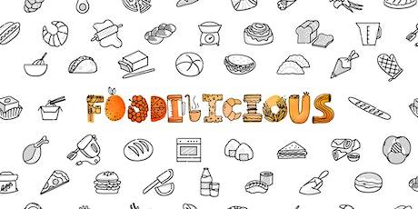 Foodilicious - DER Sketchnote Workshop für echte Foodies! Tickets