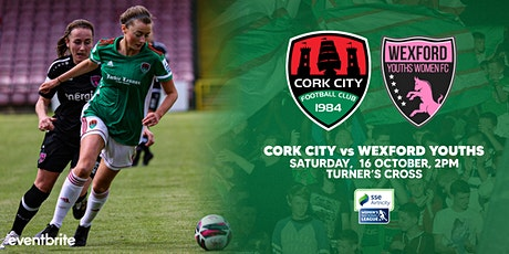 WNL: Cork City FC v Wexford Youths tickets