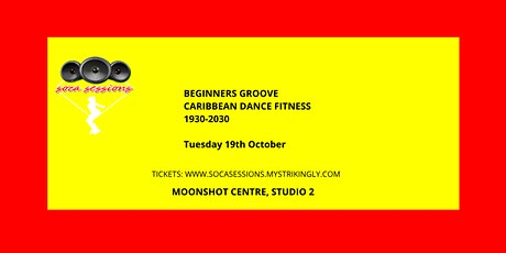 SOCA SESSIONS: Beginners groove in studio tickets